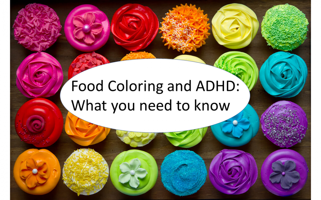 Food Coloring and ADHD: What You Need to Know