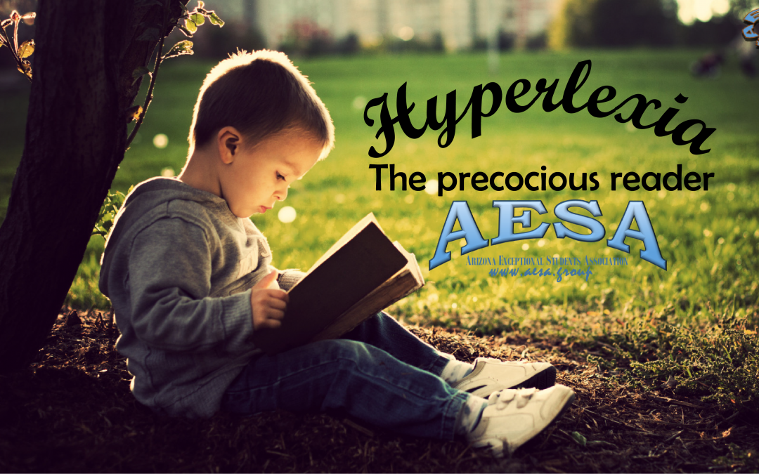 Hyperlexia: The precocious reader