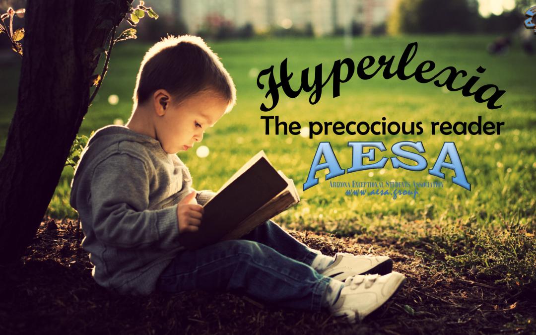 Hyperlexia: The precocious reader